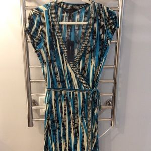 NWT BCBGMaxAzria wrap dress
